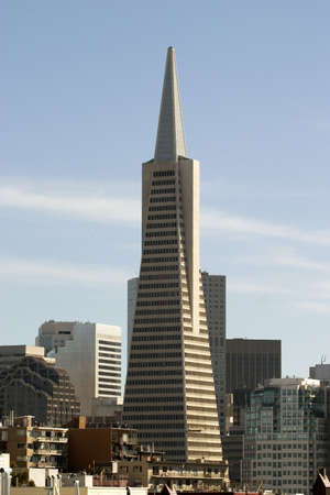 Transamerica Building mid day