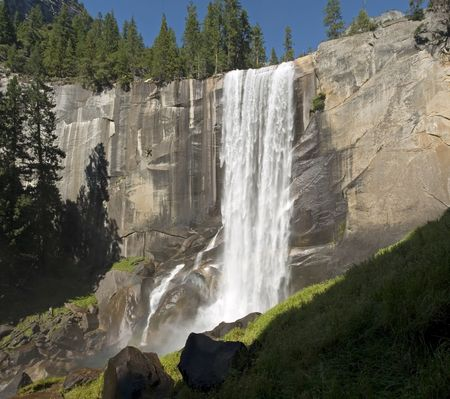 traditional climbing: Yosemite National Park, one of the first wilderness parks in the United States, is best known for its waterfalls, but within its nearly 1,200 square miles