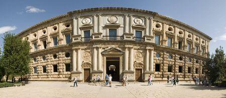 The Alhambra Carlos V