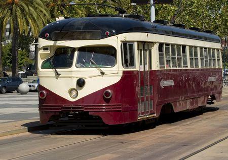 transportaion: San Francisco Trolley, public transportaion