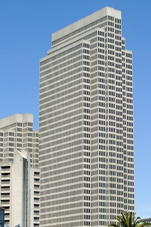 Downtown San Francisco Buildings in a sunny day Stock Photo - 1007721