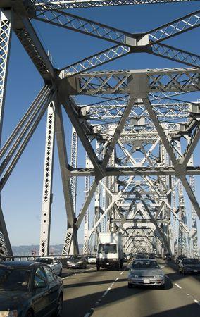 Bay Bridge in San Francisco California photo