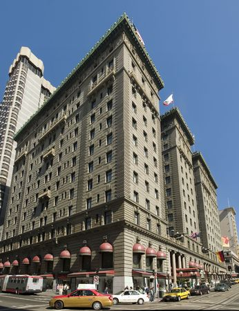 staying in shape: Hotel in San Francisco Union Square