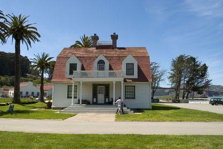 House by the Golden Gate, San Francisco California photo