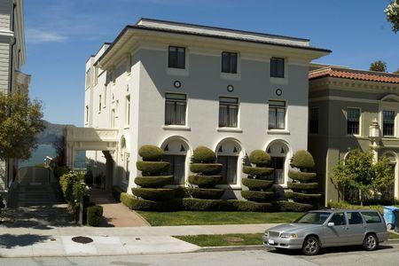 House in San Francisco California photo