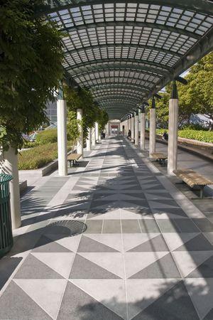 Yerba buena Gardens for the arts downtown San Francisco California