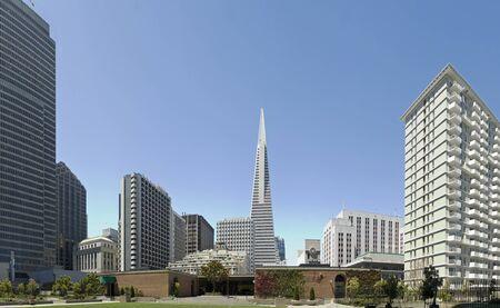 Down Town San Francisco Sky Scraper photo