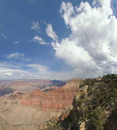 Grand Canyon in Summer