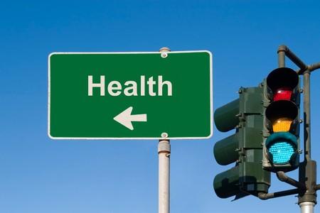 Health Sign photo