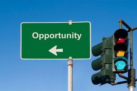 journey problems: Opportunity Sign