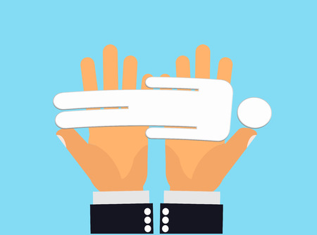 Caring Hands. Hands carrying a fallen, dead, unconscious or sick person Çizim
