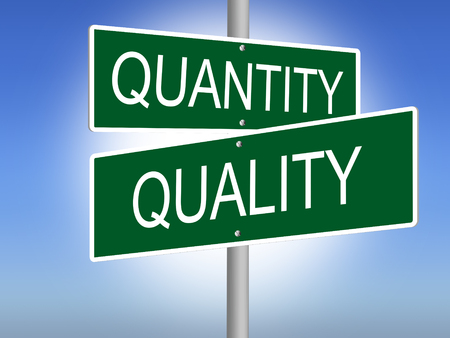 Quantity and Quality Road Street Signs Stok Fotoğraf