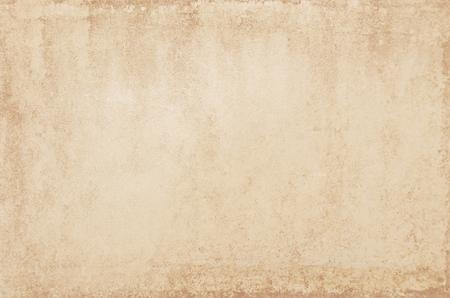 伝統的な紙テクスチャ ベージュ 写真素材
