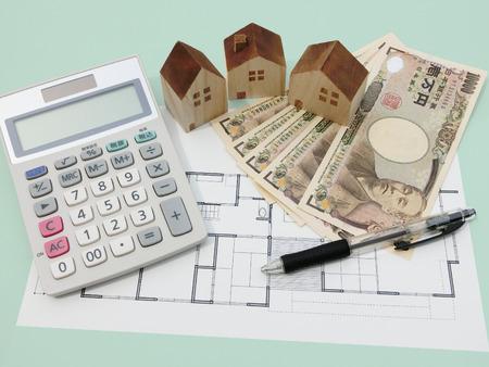 estimate: residence estimate calculator green background