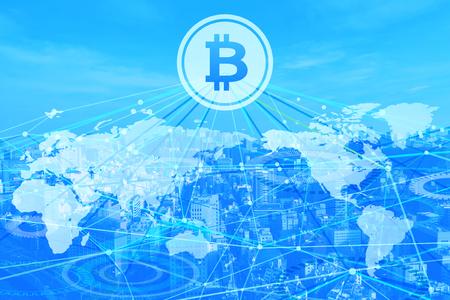 bitcoin ネットワークの世界