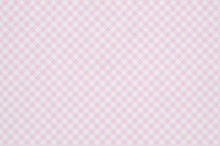 伝統的な紙テクスチャ ピンク チェック柄 写真素材
