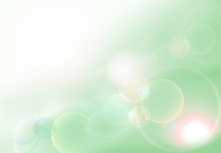 Green glitter abstract background material Stockfoto - 121402289