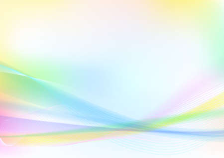 colorful Abstract waveform background image with blue geometric patterns Imagens