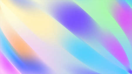 Neon-colored Colorful Gradient Background