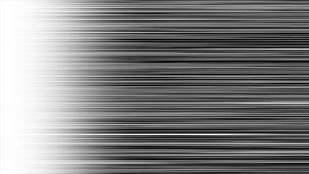 black and white Stripes lines - copy space Imagens