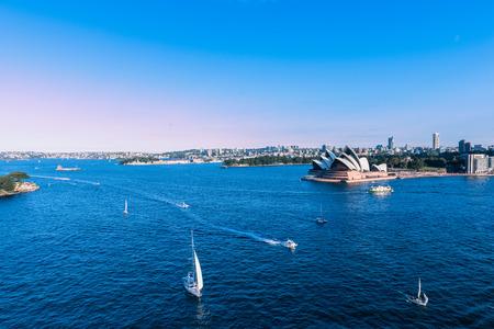 jorn: Sydney Opera House  NSW Australia. Sep 26,2016 Sydney Opera House is one of the modern building. It was designed by Danish architect Jorn Utzon. Editorial
