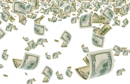 A lot of U.S. dollars.