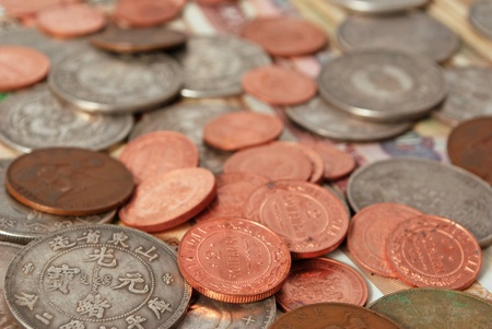 kopek: Coins and banknotes of different countries