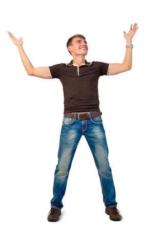 Serveer de God met blijdschap; , komt voor Zijn aangezicht met gejubel Psalm 99, 2 Stockfoto