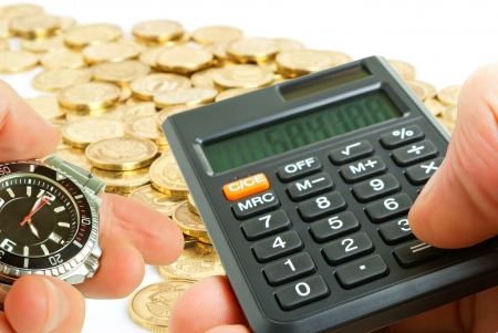 Calculation of fast and high financial returns