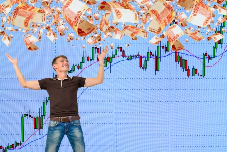 Successful speculation on the stock exchange