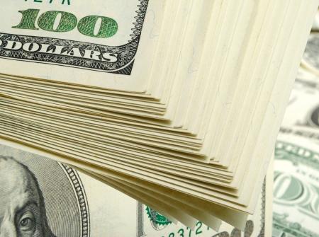 US Dollars als een kwestie van investeringen