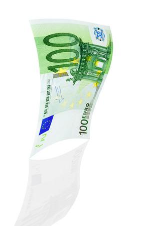 Groei van de de euro op de beurzen