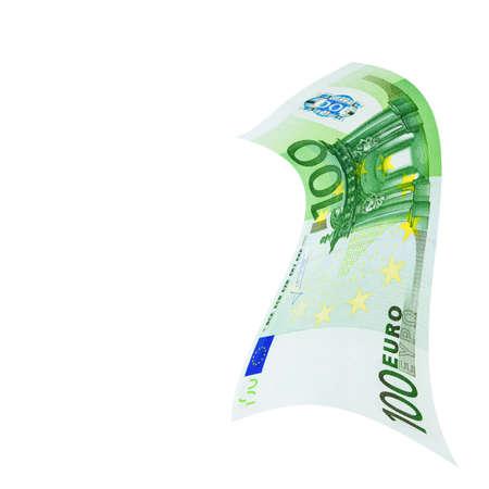 Depreciation of the euro on international stock exchanges  Reklamní fotografie