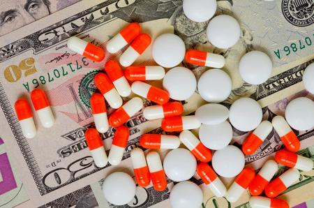 Investeringen in de farmacologische en farmaceutische bedrijf