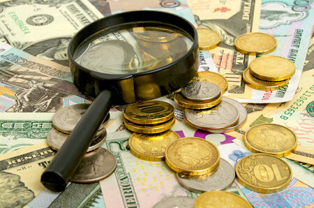 exchange rate: Ruble exchange rate against the dollar.