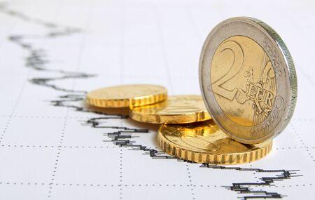 the weakening: Weakening of the euro on world currency exchanges.