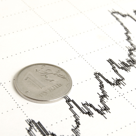 strengthening: Strengthening of the ruble in the foreign exchange market.