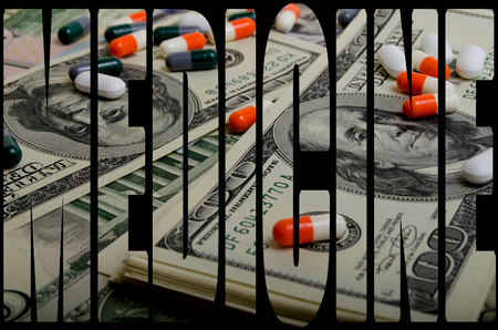 Speculation medicines and pharmaceutical fraud concerns.