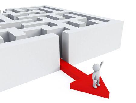 unstoppable: maze