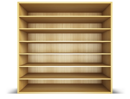 bookshelf Stock Photo - 8718985