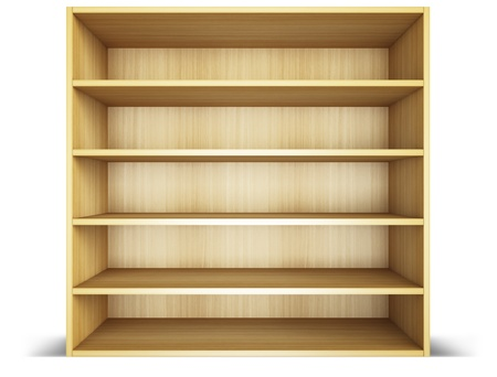 bookshelf Stock Photo - 8718983