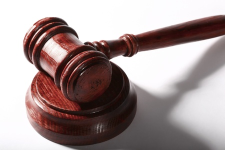 Judge gavel Stock Photo - 8928645