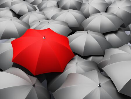 lluvia paraguas: lotes de paraguas