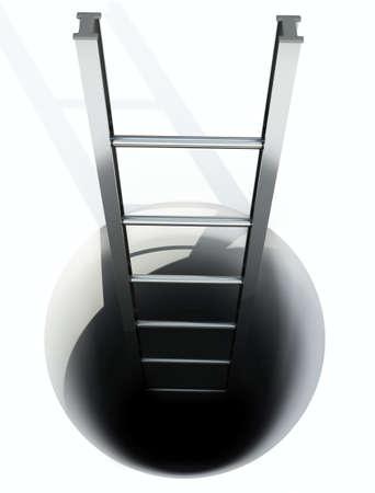 stell: stell ladder