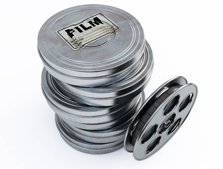 Film cans photo