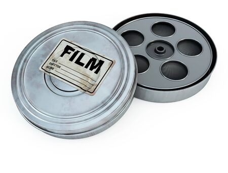 Canister: Film cans