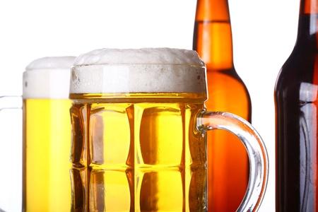 pilsner: Beer background