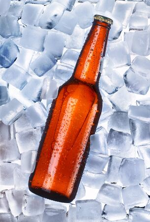 luxuriate: Beer and ice around