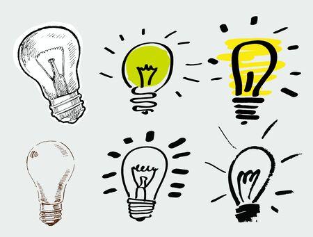 Light bulb Stock Vector - 11087691