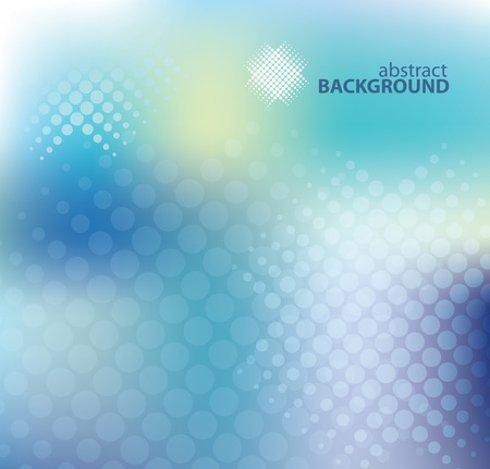 popular science: Abstract background Illustration